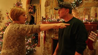 getlinkyoutube.com-AUNT MELISSA FIGHTS PSYCHO DAD!