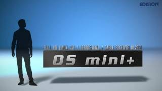 getlinkyoutube.com-OS MINI + DVB-S2/T2/C Trailer