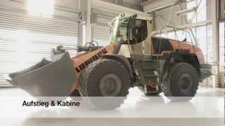 getlinkyoutube.com-Liebherr - Radlader L 550 - L 580 (kurze Version)