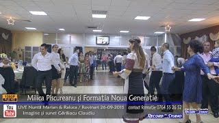 getlinkyoutube.com-Milica Piscureanu si Noua Generatie Colaj SARBA LIVE part.1 Nunta Marian si Raluca 26-09-2015