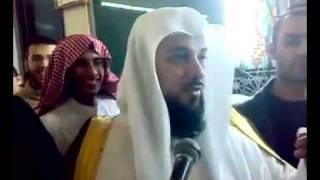 getlinkyoutube.com-العريفي يتكلم عراقي موقف مضحك.flv