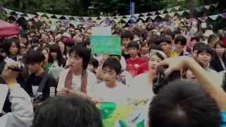getlinkyoutube.com-自由の森学園有志『Sing for Peace! 』   0830@国会前 希望の子らの歌声 FULL ver.
