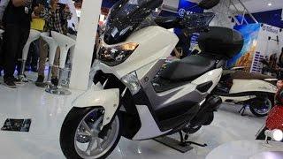 getlinkyoutube.com-Yamaha NMAX Phiên Bản Mới Giá 38 Triệu Đồng Ra Mắt