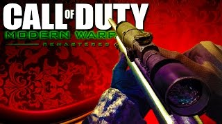 getlinkyoutube.com-REGAL CAMO IS BEAUTIFUL!! - Modern Warfare Remastered Funny Moments Montage!