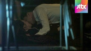 getlinkyoutube.com-무대 뒤에서 나누는 은밀한 키스, 위험한 사랑 밀회 10회