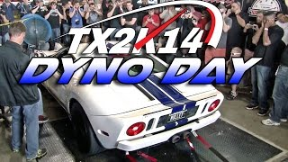 Dyno Day FULL FEATURE [TX2K14]