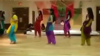 Bzu girls dance saraiki song