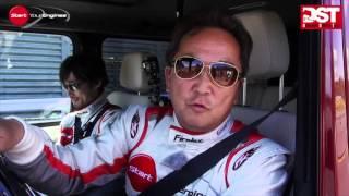 getlinkyoutube.com-【DST#055】ランドローバー・レンジローバー vs メルセデス・ベンツG63 AMG
