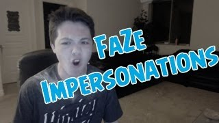 FaZe Impersonations