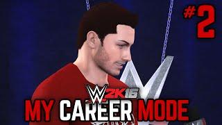 "getlinkyoutube.com-WWE 2K16 My Career Mode - Ep. 2 - ""NXT DEBUT!"" [WWE MyCareer PS4/XBOX ONE/NEXT GEN Part 2]"