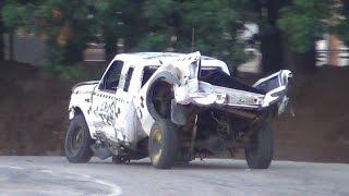 Car Wars Destruction Highlights @Beech Ridge 08/19/2016