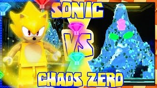 getlinkyoutube.com-ABM: Sonic Dimensions - Death Egg & Chaos Zero Lego Dimensions FINALE! (60FPS)