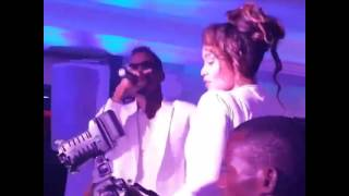 getlinkyoutube.com-ZARI NA DIAMOND WAKICHEZA KATIKA ALL WHITE PARTY