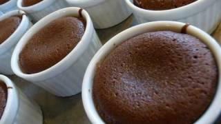 getlinkyoutube.com-Molten Lava Cake - Valentine's Day Dessert Recipe