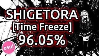 getlinkyoutube.com-Shigetora | UNDEAD CORPORATION - Everything will freeze [Time Freeze] | Liveplay w/ Twitch Chat