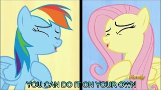 getlinkyoutube.com-Can I Do It On My Own [With Lyrics] - My Little Pony Friendship is Magic Song