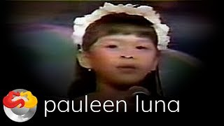 Little Miss Philippines 1995: Pauleen Luna