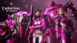 Paragon - Carnival of Hearts Event Teaser