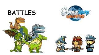 getlinkyoutube.com-Scribblenauts Unlimited Battles
