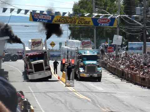 rodéo du camions 2007
