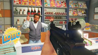 getlinkyoutube.com-GTA 5 KOP CITY #1 - The Insane Store Robbery (GTA V Online)