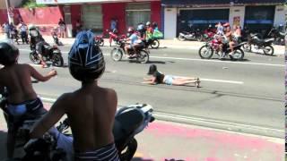 getlinkyoutube.com-Acidente encontro de motos - Festa da Penha