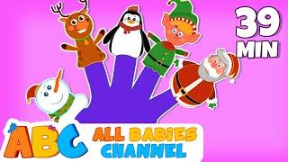 getlinkyoutube.com-The Finger Family Song | Nursery Rhymes & Songs For Children | All Babies Channel