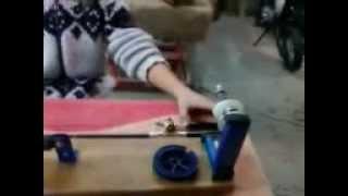 getlinkyoutube.com-γεμισμα καινουργιας πετονιας στο μηχανισμο ψαρεματος