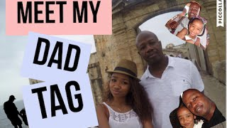 DAD TAG | dymond heartsbeauty