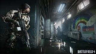getlinkyoutube.com-Battlefield 4 Baku (Mission 1) Let's Play #1