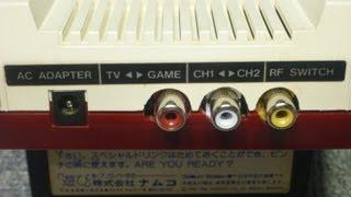getlinkyoutube.com-液晶テレビ(CELL REGZA)でファミコンをプレイするため本体改造!