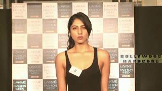 Model HOTAssets Exposed in HOTPants | Lakme Fashion Week | Audition