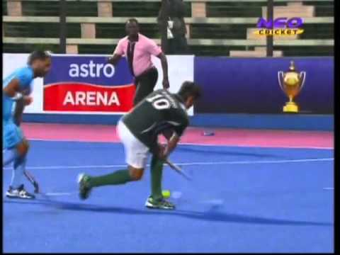 21st Sultan Azlan Shah Cup 2012 - India vs Pakistan 2nd Half
