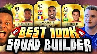 getlinkyoutube.com-FIFA 16 BEST OVERPOWERED 100K HYBRID TEAM ! - FIFA 16 SQUAD BUILDER