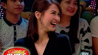 Celebrity Bluff: Uge, gusto maging tulad ni Marian