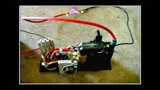getlinkyoutube.com-~HIGH VOLTAGE~ TV Flyback Driver Circuit