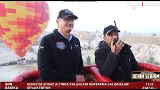 Haber Global - Kürşad Tüzmen ile Benim Şehrim Nevşehir'de