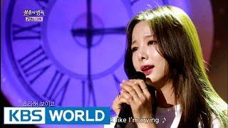 getlinkyoutube.com-Solji - As We Live | 솔지 - 살다가 [Immortal Songs 2/2016.09.03]
