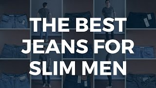 getlinkyoutube.com-Best Slim Fit Jeans? 10 Popular Brands Compared