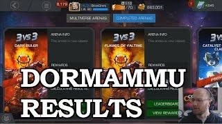 Dormammu Results | Marvel Contest of Champions