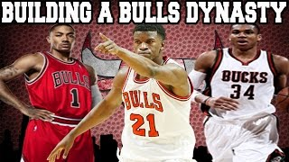 getlinkyoutube.com-NBA 2K16 MY LEAGUE: BUILDING A BULLS DYNASTY