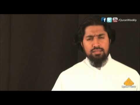 Wisam Sharieff - Humanitarian Relief - Quran Weekly