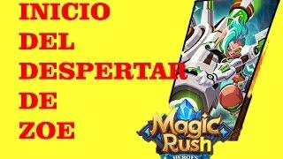 getlinkyoutube.com-MAGIC RUSH : INICIO DEL DESPERTAR DE ZOE