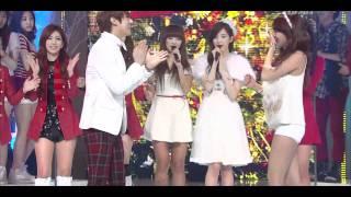 getlinkyoutube.com-111225 SeoHyun Suzy Hyolin - All I want for Christmas is you + Last Christmas 1080P