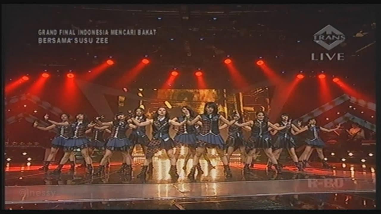 JKT48 - River On Indonesia Mencari Bakat Grand Final Kakak Melody Ganbatte !!!
