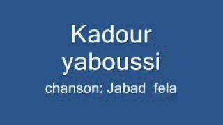 getlinkyoutube.com-Gabsa chaoui - Kadour Yaboussi - Jabad fela