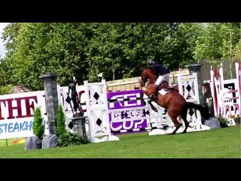 Thunderbird Show Park FEI World Cup Horse Jumping 2012