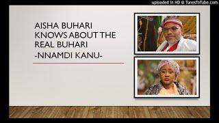 Aisha Buhari Knows About The Real Buhari & Jubril Al Sudani