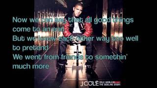 getlinkyoutube.com-J Cole - Nothing Lasts Forever LYRICS ON SCREEN