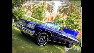 getlinkyoutube.com-Lebron James 1975 Chevy Impala - Riding Clean